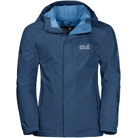 Jack Wolfskin Pine Creek Jacket Kids ocean wave